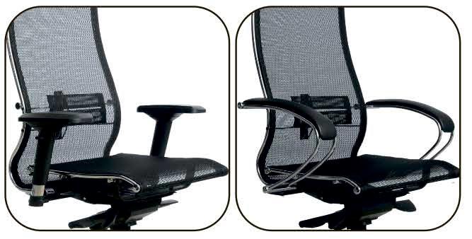 Универсальная спинка кресла