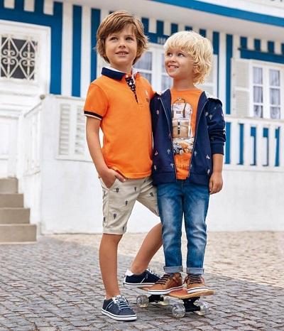 Одежда Mayoral для мальчиков и девочек в магазине Мама Любит