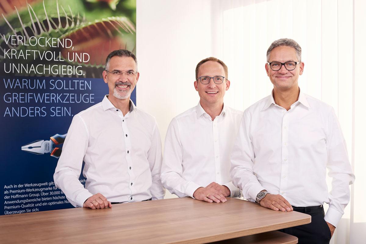 Geschaeftsfuehrung GmbH: Jens Krakow, Kaufmännischer Geschäftsführer, Frederik Bauersch Geschäftsführer Vertrieb und Oliver Gödde, Geschäftsführer