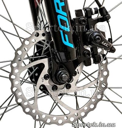 Дисковый тормоз на велосипеде Formula