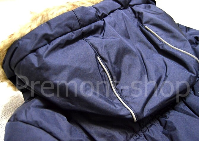 Капюшон на пальто Premont Квилт