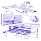 Оборудование для производства мебели