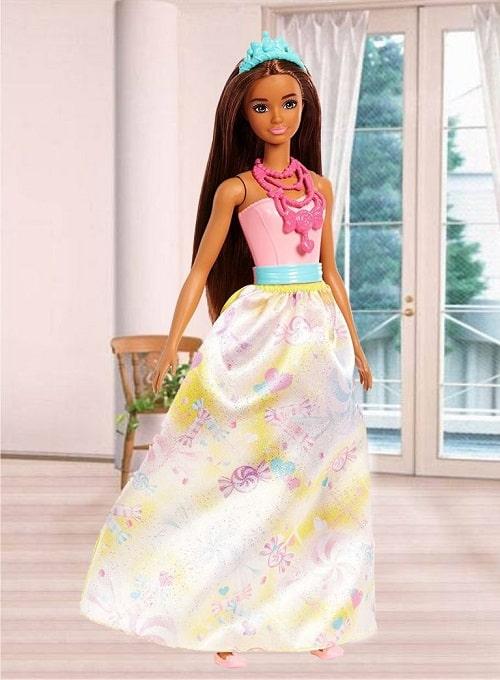 Кукла Барби Брюнетка серия Dreamtopia