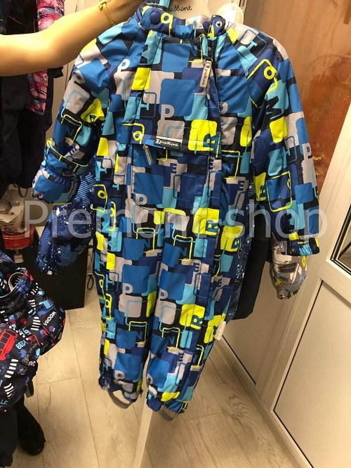 Детский комбинезон Premont Скай Зон Торонто купить в интернет-магазине Premont-shop