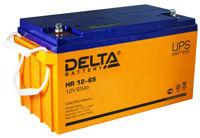 Аккумуляторы для ИБП Delta HR 12-65