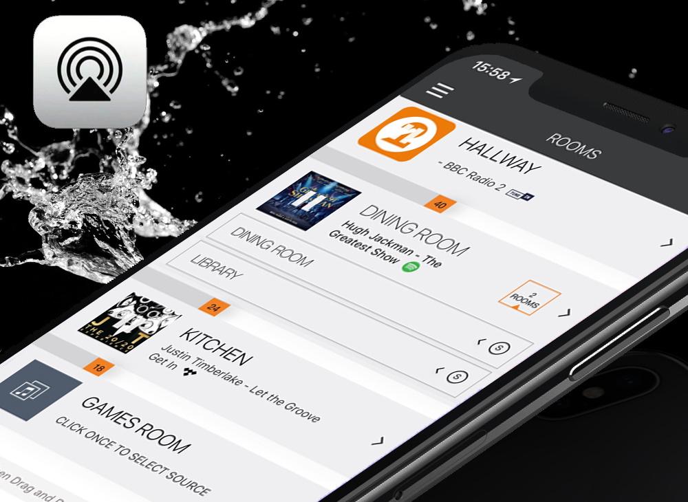 Lithe Audio LWF1/IP, комплект встраиваемой акустики