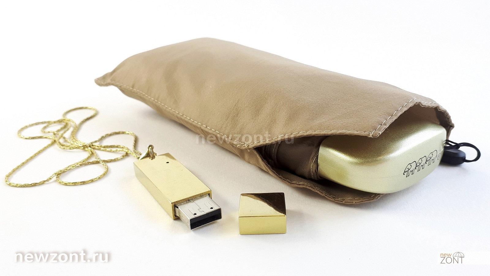 Облегченный мини зонт Три Слона