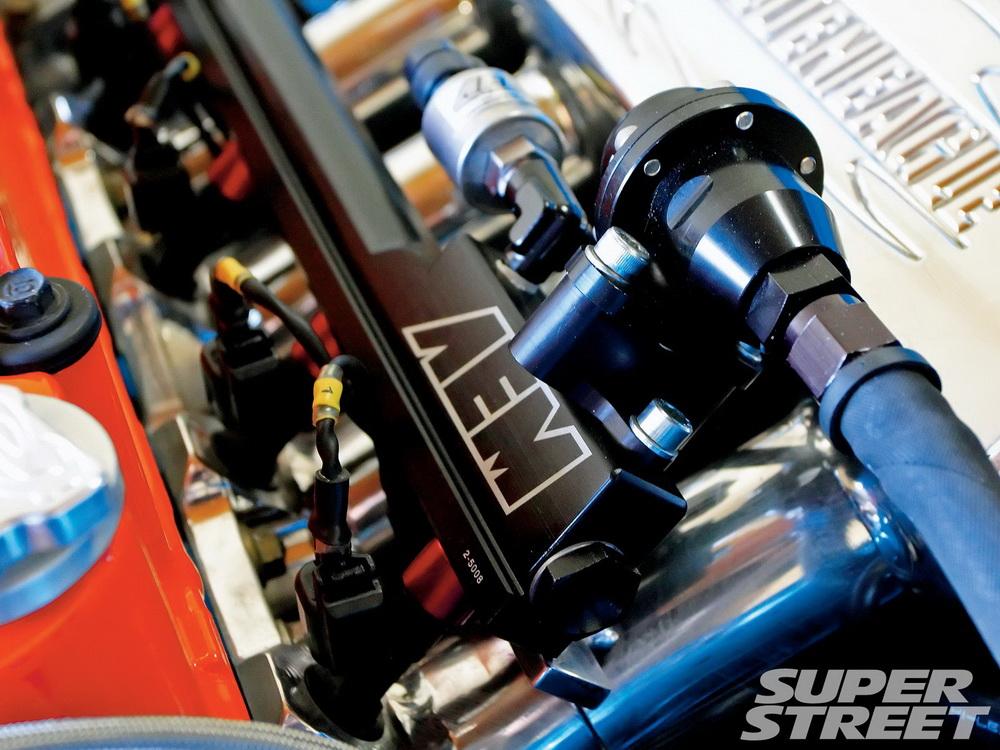Топливная рейка Хонда/Honda/Acura