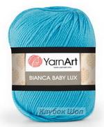 Bianca BabyLux Yarnart - мягкая полушерстяная пряжа, фото
