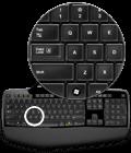 Logitech Incurve keys