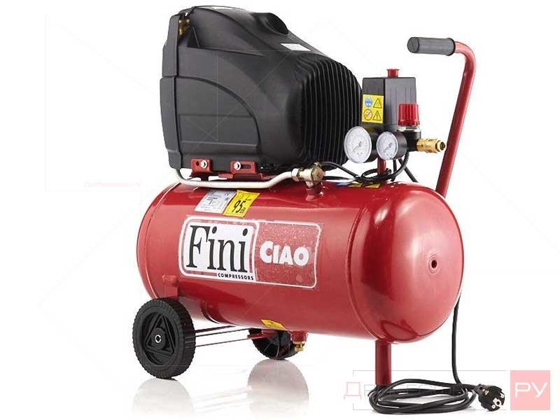Поршневые компрессоры FINI Италия