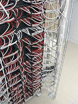 Размещение кабельных потоков