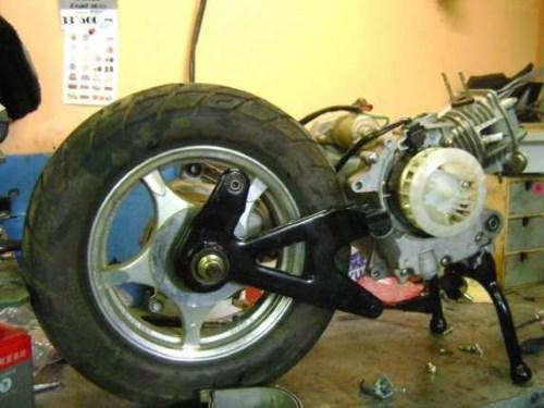 Ремонт скутеров