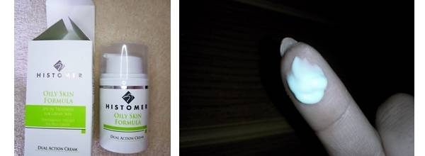 Histomer Oily Skin Dual Action Cream