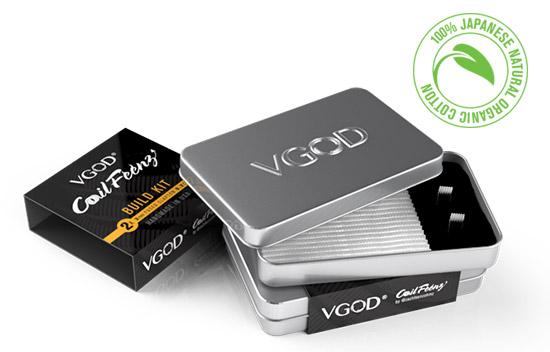 VGOD CoilFeenz Build Kit