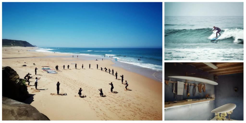 9 день серф-тура в Португали. Фатум