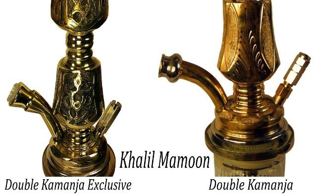 Сравнение двух моделей Дабл Каманджа