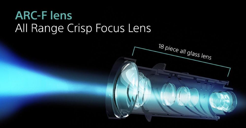 4K проектор Sony VPL-VW870ES