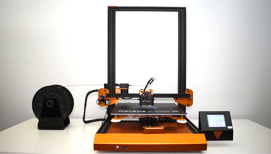 TEVO Nereus – это бюджетный 3D-принтер
