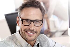 как происходит привыкание к очкам, фото Линзочки