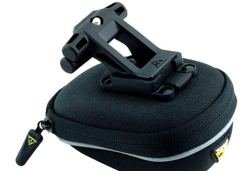 Съемный механизм сумки под седло