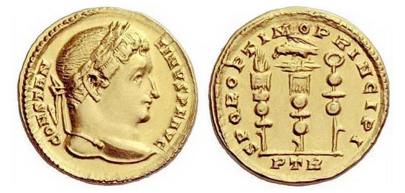 Солид (308-309 годы н.э.)
