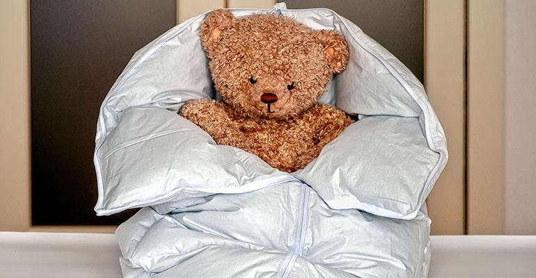 Конверт-одеяло для малышей Joutsen