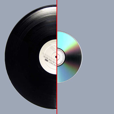 Виниловые пластинки или компакт-диски: сходства и различия