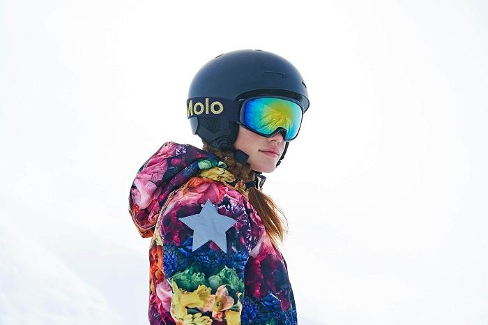 Molo Flower Rainbow - одежда Моло в интернет-магазине Мама Любит!