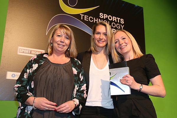 AlterG получил премию как лучшее оборудование на церемонии Sports Technology Awards