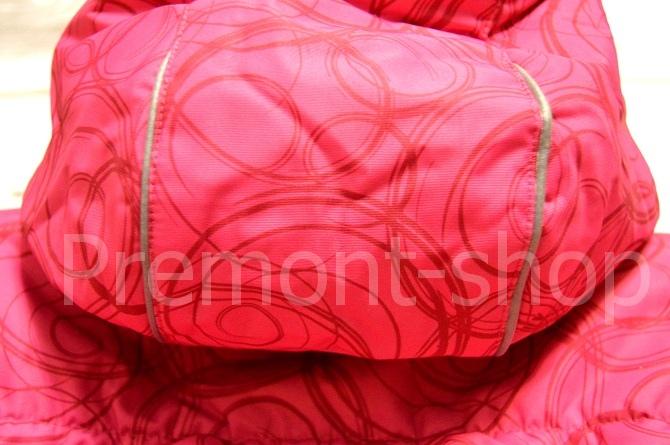 Капюшон со светоотражателями на комплекте Premont Каток Оттавы