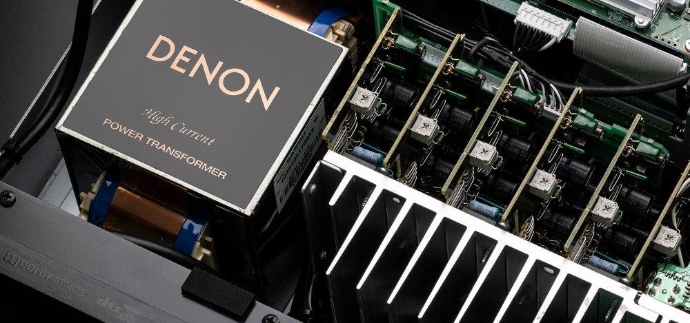АВ ресивер Denon AVR-X6500H