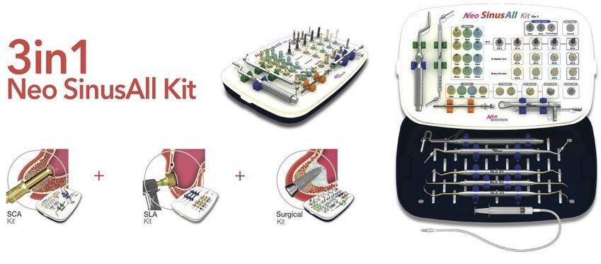 NeoBiotech Sinus All Kit