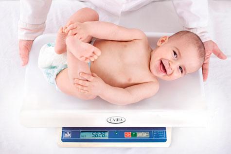 Весы для новорожденных Саша Масса-К в аренду