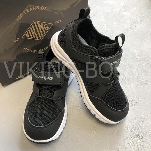 Кроссовки Viking Moholt Black Grey купить в интернет-магазине Viking-boots