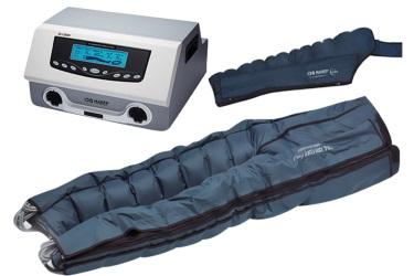Комплектация Lympha-Tron DL1200L с комбинезоном и манжетой для руки