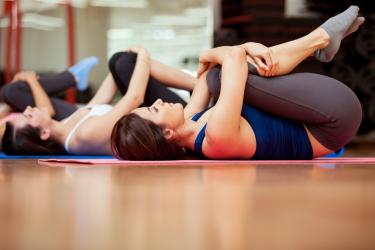 Болит спина при движении