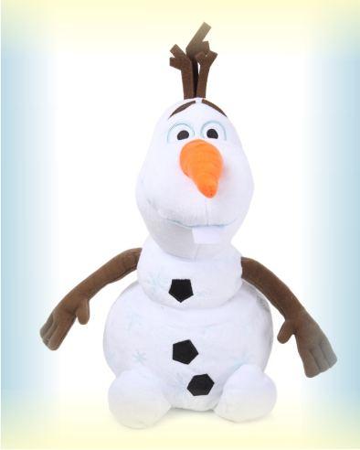 Кукла снеговичек Олаф со звуком из Frozen 2 от  Disney