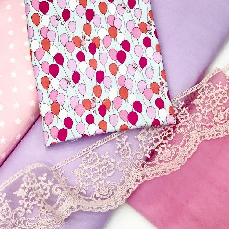 Ткани для пошива одежды девочке