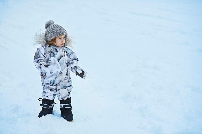 Molo Polar Bear - комбинезоны и куртки Molo в интернет-магазине Мама Любит!