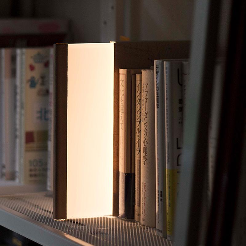 Светильник Night Book от Akii Design Lab