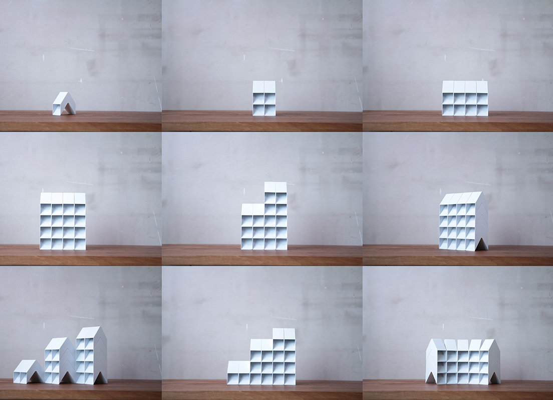 Световая система Pixel от Hiroto Yoshizoe