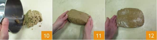 Песочное тесто пошагово 10-12