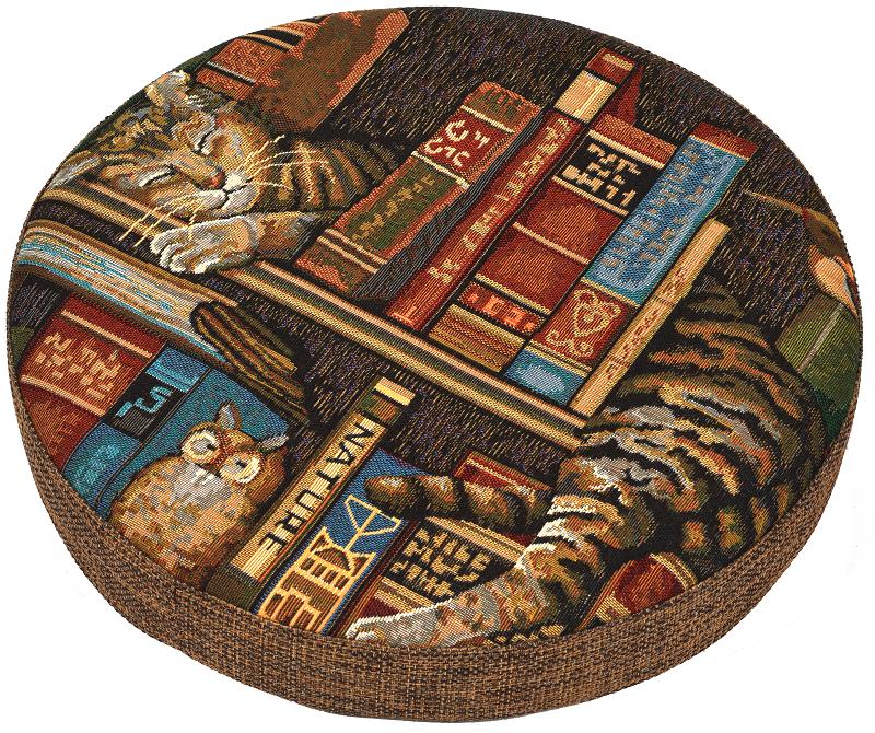 спокойный дизайн «Супер-кот» - он идеально подойдет для детской, которая оформлена в классическом стиле