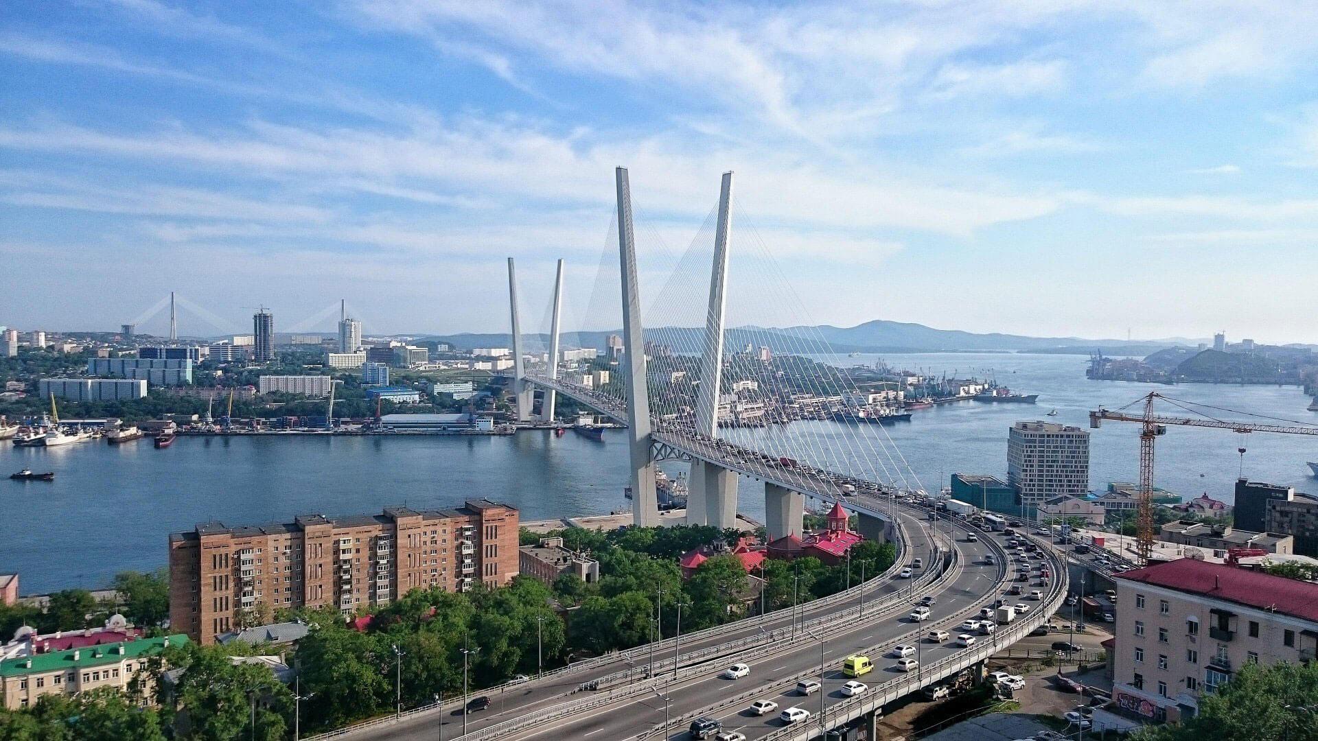 Владивосток - мост