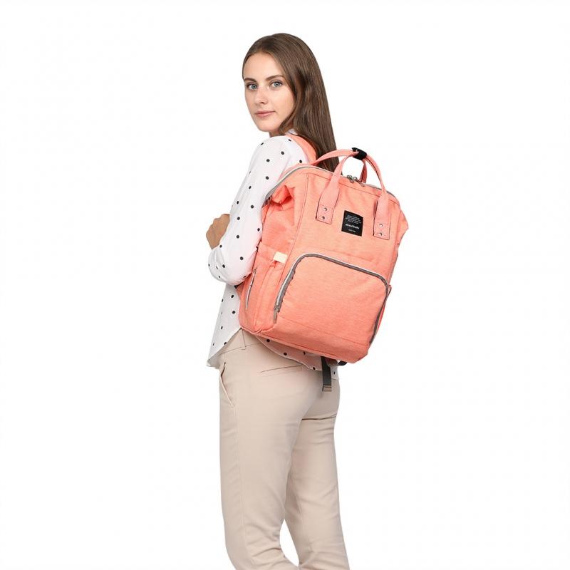 Рюкзак-сумка для мамы и малыша