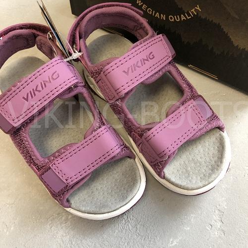 Сандалии Viking Anchor Violet Bordeaux купить в интернет-магазине Viking-boots