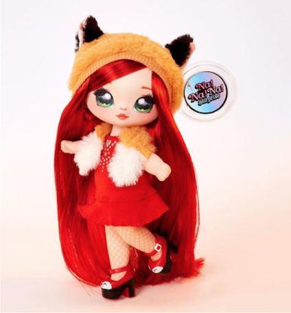 Na Na Na surprise Roxie Foxy 1 серия (треугольник)
