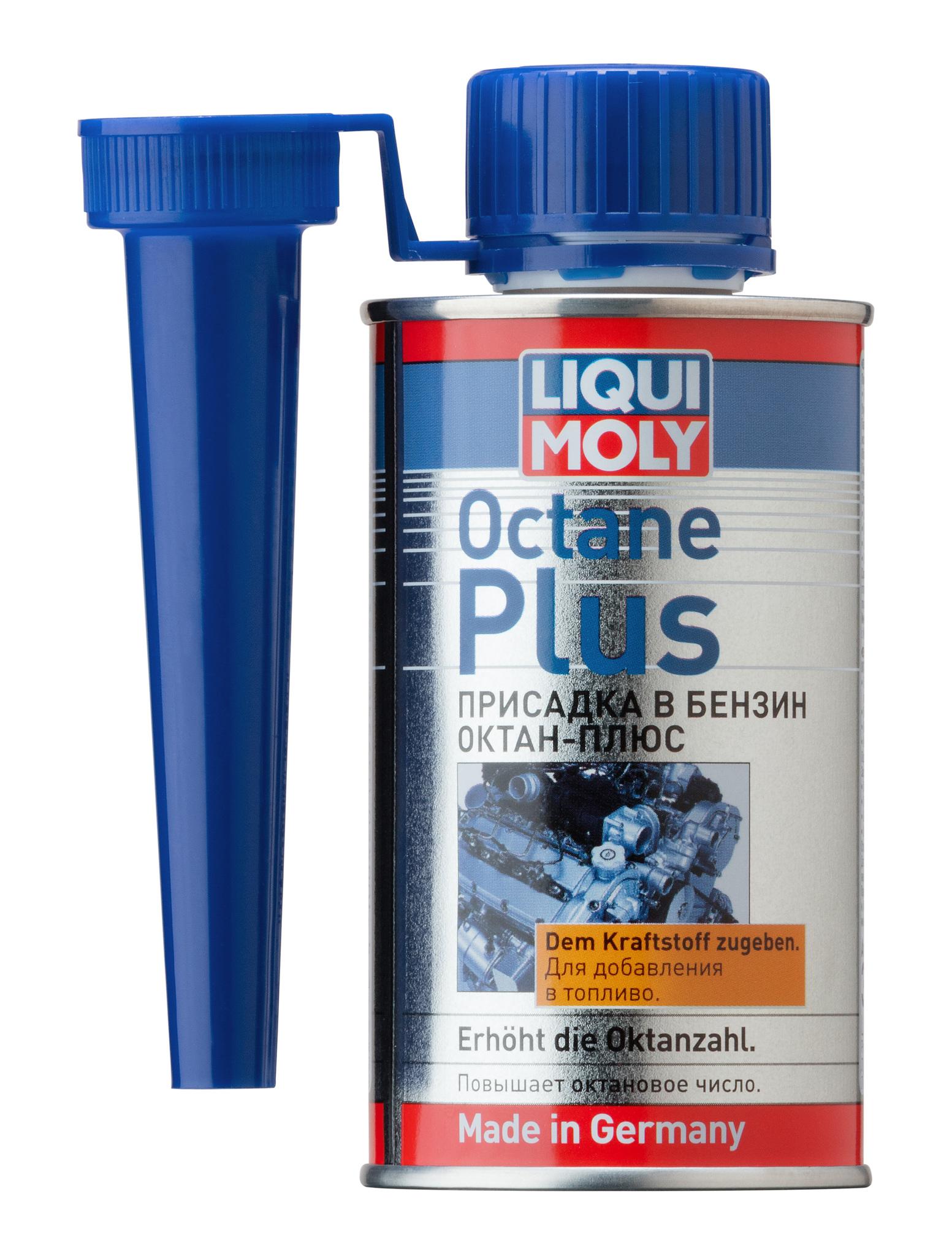 Октановые добавки для топлива