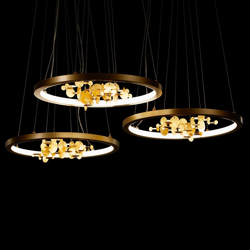 Светильник Wa от Hitoshi Makino